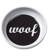 Ore' Pet Bowl Melamine Woof Feeding Bowl