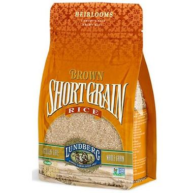 Lundberg Brown Short Grain Rice