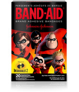 Band-Aid The Incredibles 2 Bandages