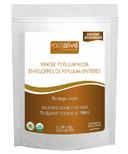 Rootalive Organic Whole Psyllium Husk