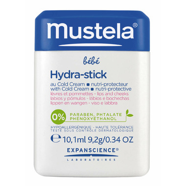 Mustela Hydra-Stick with Cold Cream Nutri-Protective