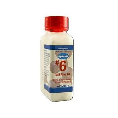 Hyland\'s Kali Phosphoricum 6x Cell Salts