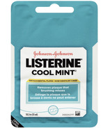 Listerine Waxed Dental Floss in Cool Mint