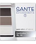 Sante Eyeshadow Trio