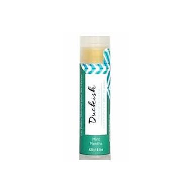 Duckish Natural Skin Care Mint Lip Balm