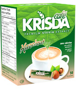 Krisda Cafe Coffee Sweetener Hazelnut