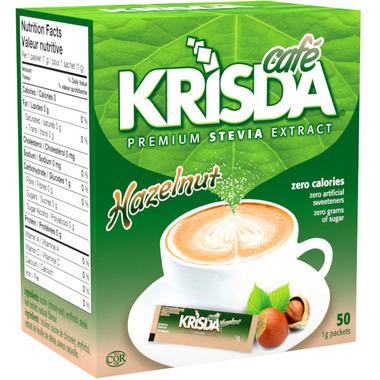 Krisda Cafe Coffee Sweetener Hazelnut
