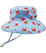 Puffin Gear Sunbaby Hat Crab Bucket