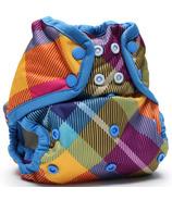 Kanga Care Rumparooz One Size Cloth Diaper Cover Snap Closure Preppy