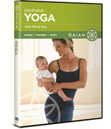 Gaiam Postnatal Yoga With Shiva Rea DVD
