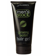 Aubrey Men's Stock Ginseng Biotin Hair Gel