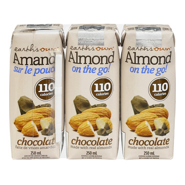 Earth\'s Own Almond On the Go!