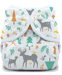 Thirsties Duo Wrap Snap Diaper Woodland