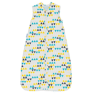 Grobag Travel Baby Sleep Bag 2.5 Tog Zig Zag