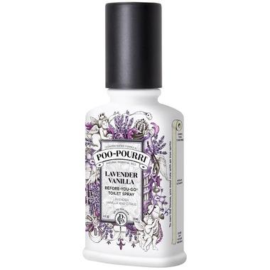 Poo-Pourri Lavender Vanilla Before-You-Go Toilet Spray