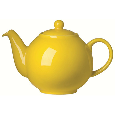 London Pottery Globe Teapot 6-Cup