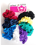 Scunci Girl Ruffle Ponytailers