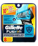 Gillette Fusion ProShield Chill Razor Blades