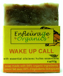 Enfleurage Organics Bar Soap Wake Up Call