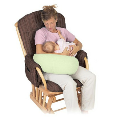 Jolly Jumper Peanut Maternity & Nursing Cushion