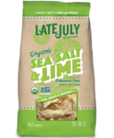 Late July Organic Sea Salt & Lime Restaurant Style Tortilla Chips