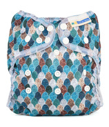 Mother ease Wizard Uno All-in-One Cloth Diaper Under The Sea