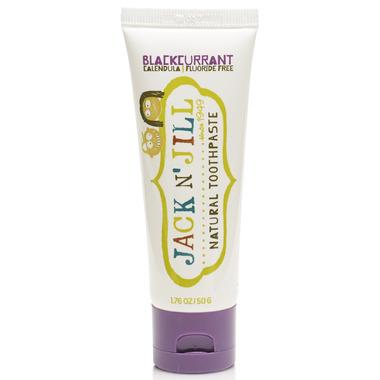 Jack N Jill Toothpaste Blackcurrant