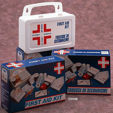 Mansfield First Choice First Aid Kit