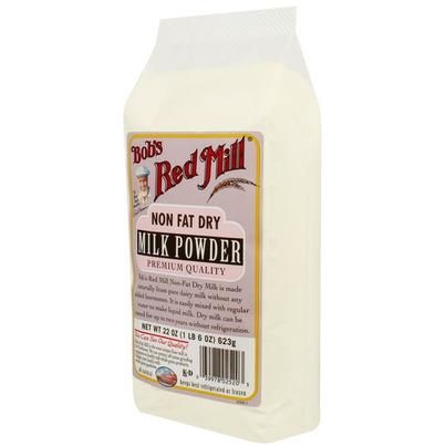 Non fat dried milk