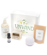 Rocky Mountain Soap Co. Unwind Gift Set