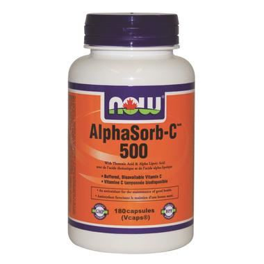 NOW Foods AlphaSorb-C 500