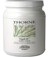 Thorne Research VegaLite Vanillia Protein Powder