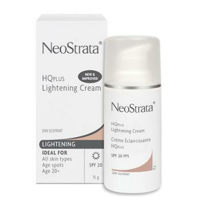 buy neostrata hq plus lightening cream from canada at free shipping. Black Bedroom Furniture Sets. Home Design Ideas