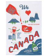 Now Designs Dishtowel O Canada