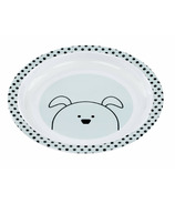 Lassig Little Chums Plate Dog