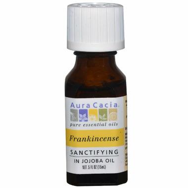 Aura Cacia Frankincense in Jojoba Oil