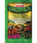Jobe's Organic All Purpose Fertilizer Spikes