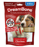 DreamBone Mini Chews Vegetable and Chicken