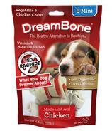 DreamBone Mini Chews Vegetable and Chicken
