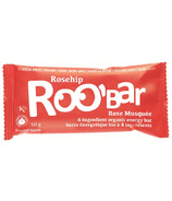 Roobar Rosehip Organic Energy Bar