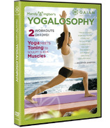 Gaiam Mandy Ingber's Yogalosophy DVD