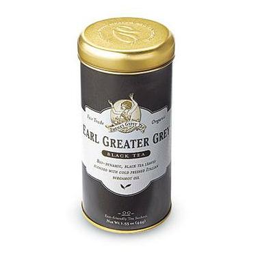 Zhena\'s Gypsy Tea Earl Greater Grey Black Tea
