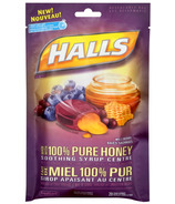 Halls Soothing Centres