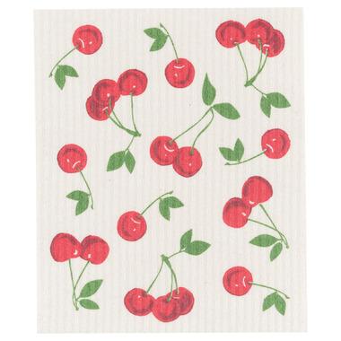 Now Design Swedish Cherries Dishcloth