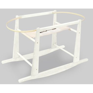 Jolly Jumper Rocking Basket Stand White