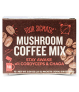 Four Sigmatic Mushroom Coffee Mix with Cordyceps And Chaga