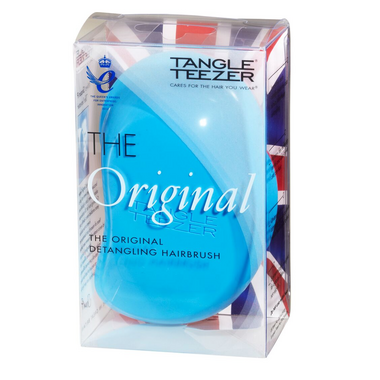 Tangle Teezer The Original Detangling Hairbrush Blue/Pink