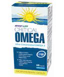Renew Life Norwegian Gold Critical Omega