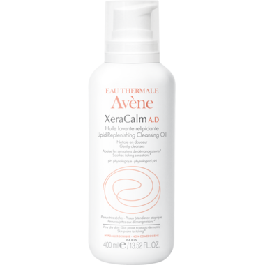 Avene XeraCalm A.D Lipid-Replenishing Cleansing Oil