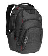 OGIO Renegade RSS Laptop Backpack in Black Pindot
